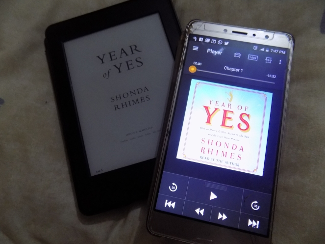 Year of Yes Book Review By Musoo on www.musoozpick.com